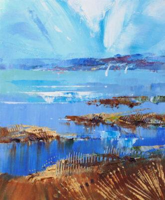 Across the Solent by Richard Tratt
