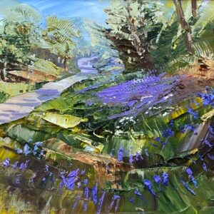 Richard Tratt blue bell verge