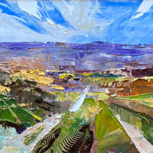 Richard Tratt new forest gorse
