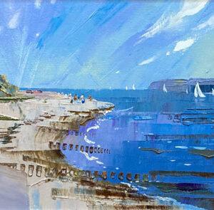 Richard Tratt summertime at lepe
