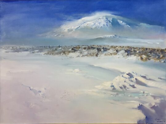 South Pole, Terence Cuneo Artist
