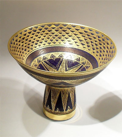 Mary Rich porcelain bowl
