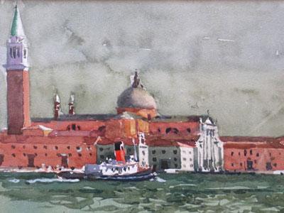 Venice - Norman Wilkinson Marine Artist