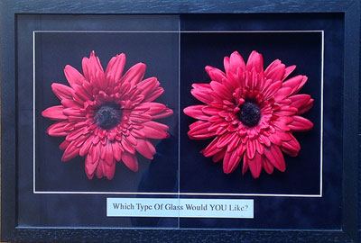 TruColor Picture Framing Glass Perera