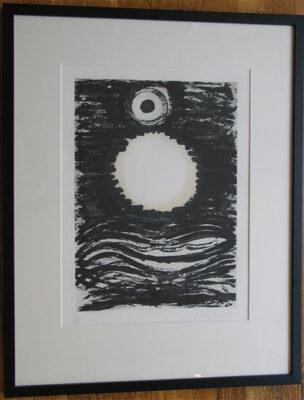"""Sir Terry Frost Artist RA - """"Lizard Light"""""""