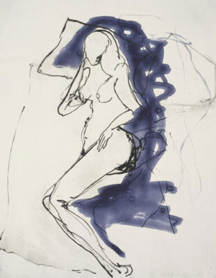"""Tracey Emin RA Artist - """"More of You"""""""