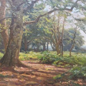 Frederick Golden Short New Forest Trees