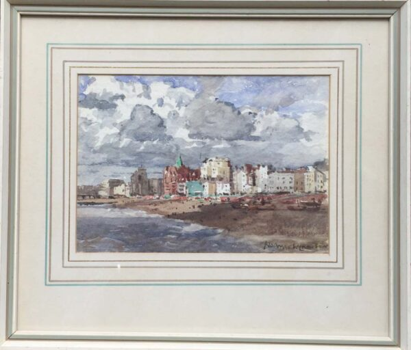 Norman Wilkinson Brighton Seafront framed