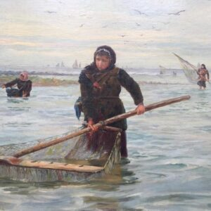 Lionel Percy Smythe French-Shrimper