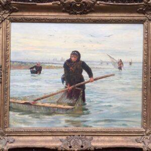 Lionel Percy Smythe French-Shrimper