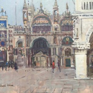 Richard Price ROI Venice Oil Painting