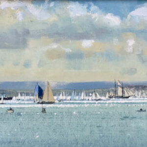 Robert King Marine Artist Whitbread Round World Race