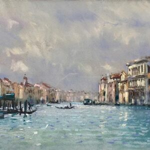 Robert King Grand Canal Venice
